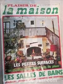 Časopis Plaisir de la maison, iz 1976