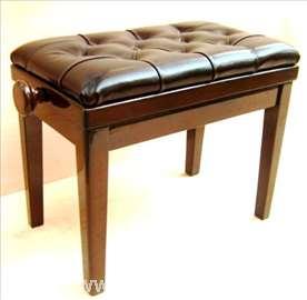 Stolica za klavir, klavirska klupica