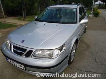 Saab 9.5 tid