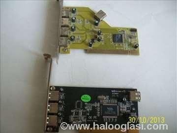 Kontroler PCI na USB