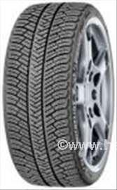 Michelin Pilot Alpin PA4 Extra Load 245/30/R21
