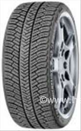 Michelin Pilot Alpin PA4 Extra Load 275/40/R19
