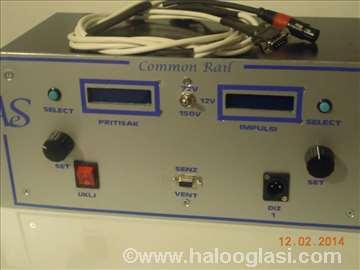 Elektronika za ispitivanje COMONRAIL dizni i pumpi