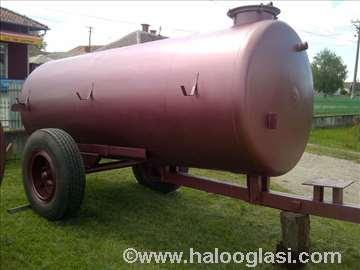 Cisterna Majevica 5000 litara