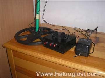 Metal detektor PI Sandbaks (Pulsni)