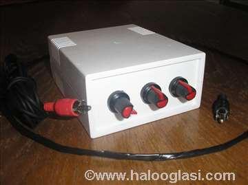 Metal detektor Sandbsks pulsni
