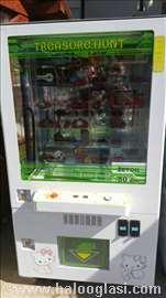 Najnovije mašine za izvlačenje igračaka