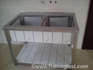Dvodelna sudopera 1150-700-850mm