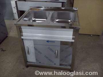 Dvodelna sudopera 80-60-85cm