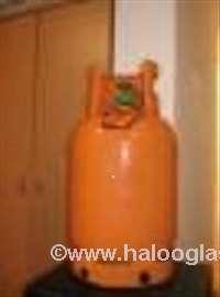 Atestirana plinska boca