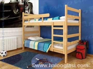 Dečji krevet na sprat - Blok