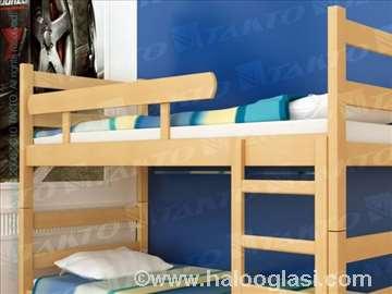 Montažna zaštitna ogradica za krevet