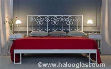 Metalni krevet Flowers 160 i 120