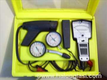 Instrumeni za testiranje i popravku auto motora