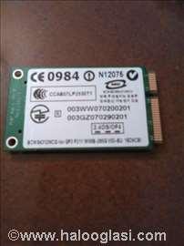 Wireless kartica za laptop