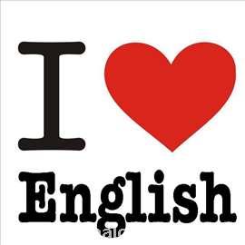 Engleski jezik, studentkinja školovana u SAD