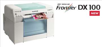 Frontier S DX 100 Smartlab Fuji Film