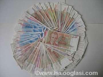 Papirni novac domaći i strani