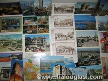 Razglednice - uglavnom domaće - uglavnom novije