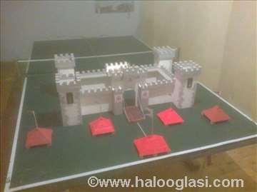 Srpski srednjevekovni zamak