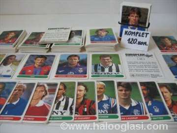 Slicice - European Football Stars - Panini