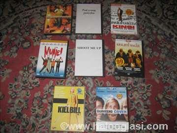 DVD filmovi na više