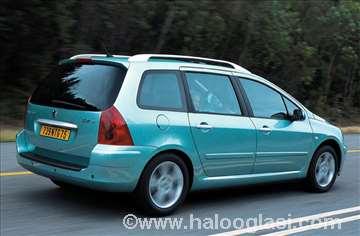 Peugeot 307 benzin