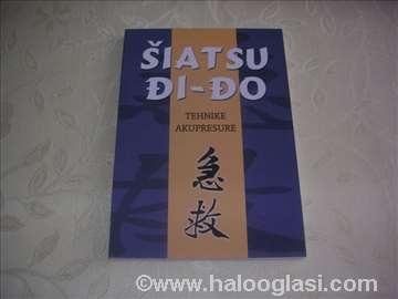 Siatsu Dji-djo - Tehnike akupresure