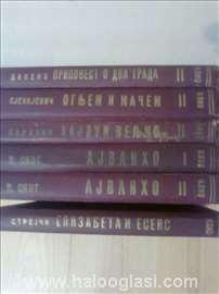 Komplet od 6 knjiga HITNO