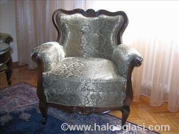 Fotelja Luj XV