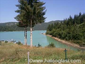 Zlatarsko jezero, kuća za odmor