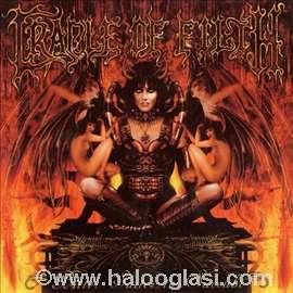 3 OR cd-a metal grupe Cradle Of Filth po 1.000 din