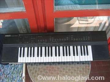 Klavijatura Yamaha neispravna