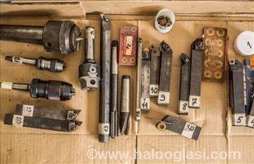 Strugani rezani alat, razni