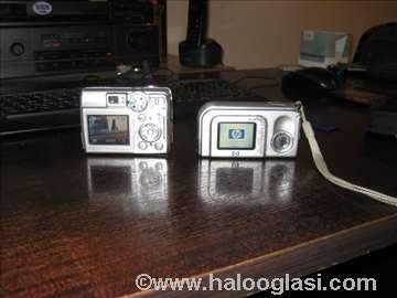 2 fotoaparata, neispitana