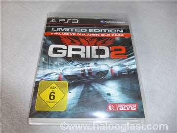 Grid 2 Limited Edition - PS3 igra