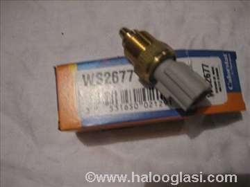 Davac temperature motora Vernet WS2677