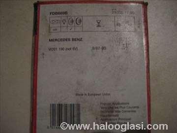 Disk plocice mercedes 190 fdb669b