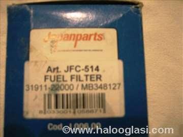 Filter goriva Japanparts JFC-514