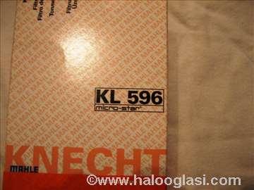Filter goriva Mahle KL596