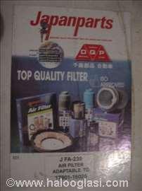 Filter vazduha toyota corolla fa239