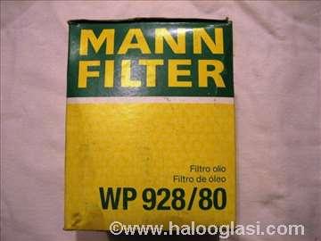 Filter za ulje Mann WP 928/80