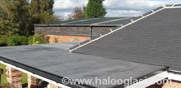 Hidroizolacija krovova, terasa