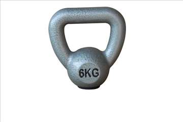 Kettllebel 6kg grey RX KETT-6 Ring sport