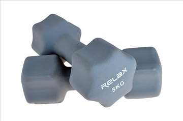 Bučice za aerobik 2x5kg RX DB2133-5 Ring sport