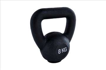 Kettllebel 8kg grey RX KETT-8 Ring sport
