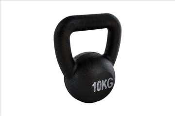Kettllebell 10kg grey RX Kett-10 Ring sport