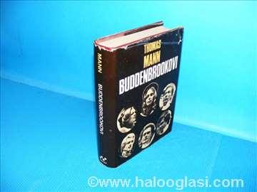 Buddenbrookovi Thomas Mann