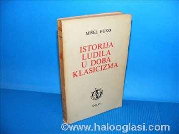 Istorija ludila u doba klasicizma, Mišel Fuko
