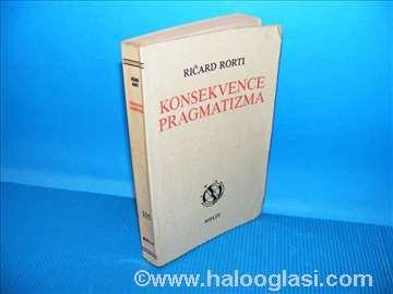 Konsekvence pragmatizma, Ričard Rorti